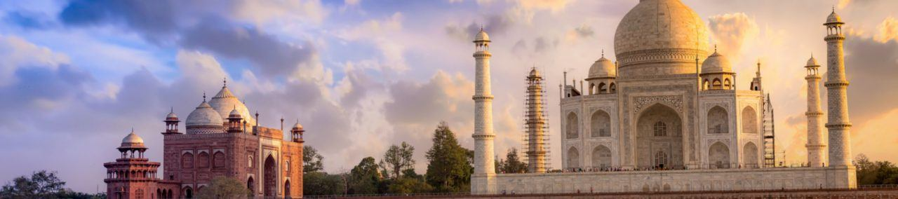 Taj Mahal - National Geographic Expeditions