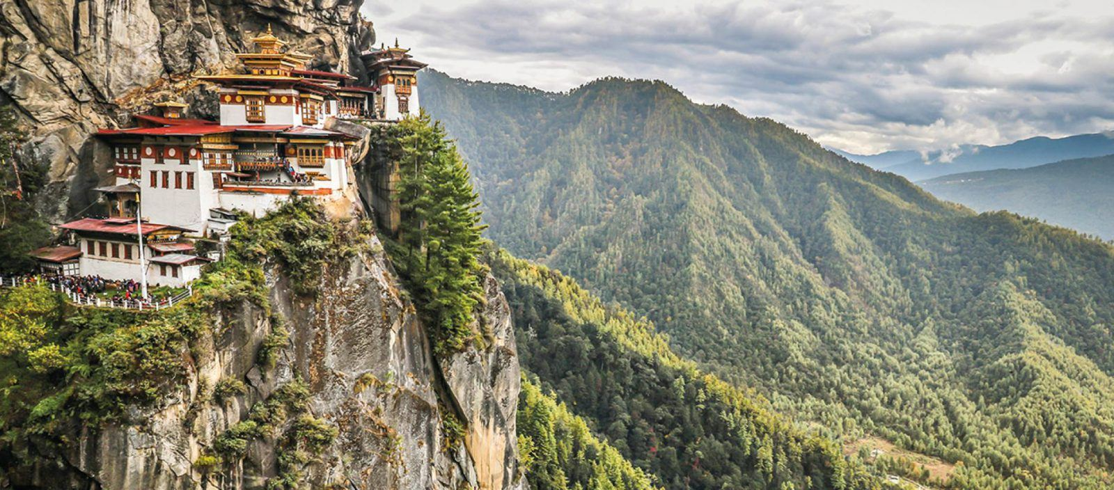 Bhutan: Kingdom in the Clouds – Photo Departure