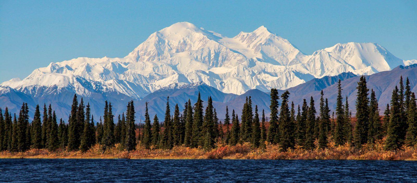Alaska: Denali to Kenai Fjords