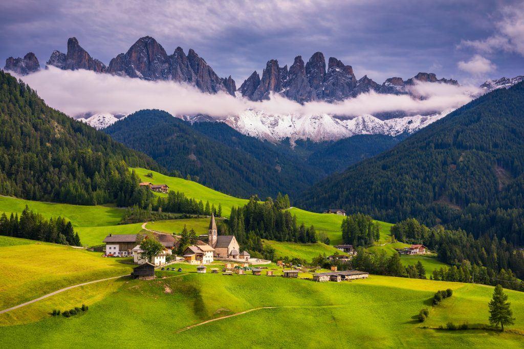 Italy, Santa Maddalena
