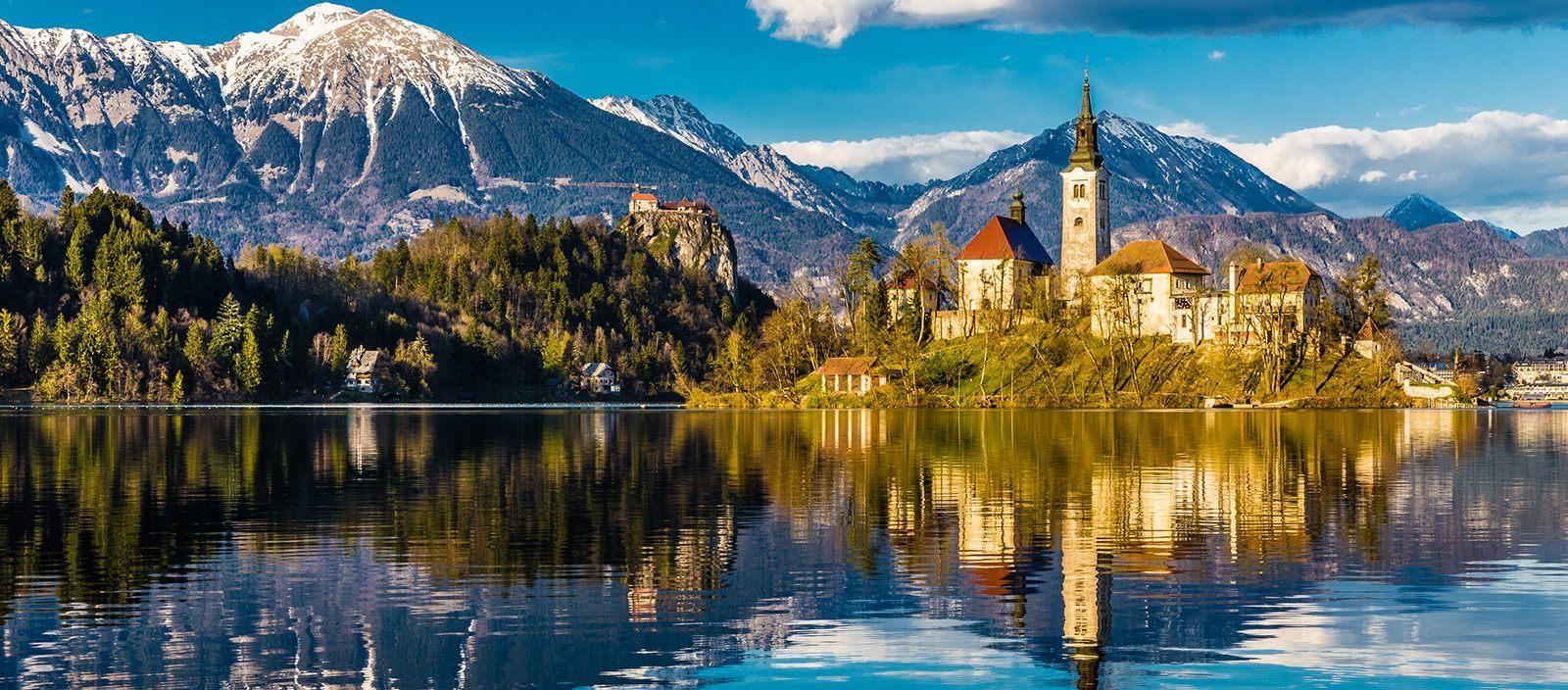 Hiking the Alpe-Adria Trail through Austria, Slovenia, and Italy