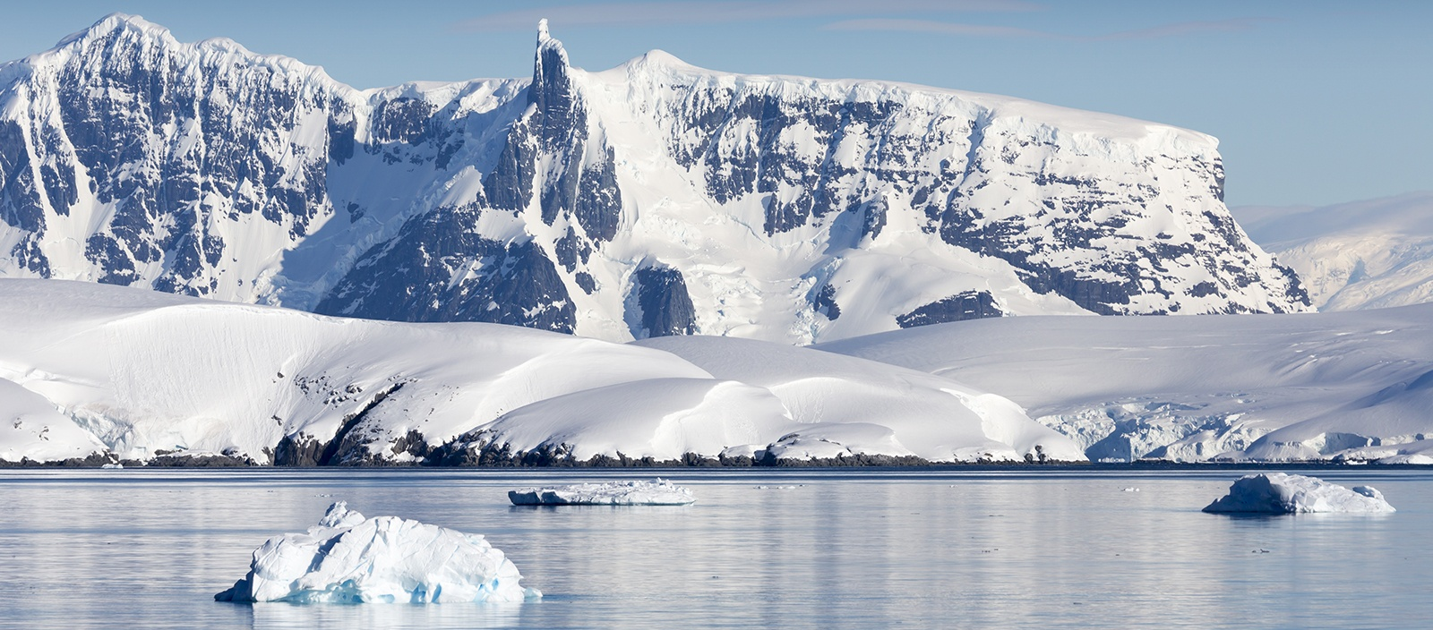 Antarctica: The Magic of the White Continent